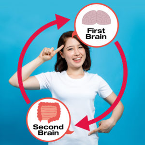 Your Gut Is Your Second Brain